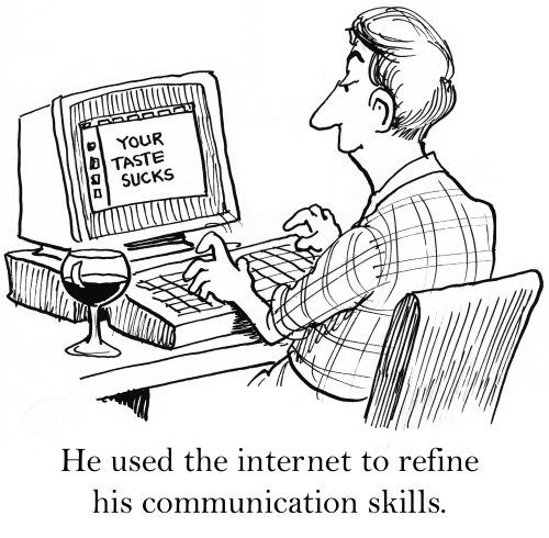 social media comments management
